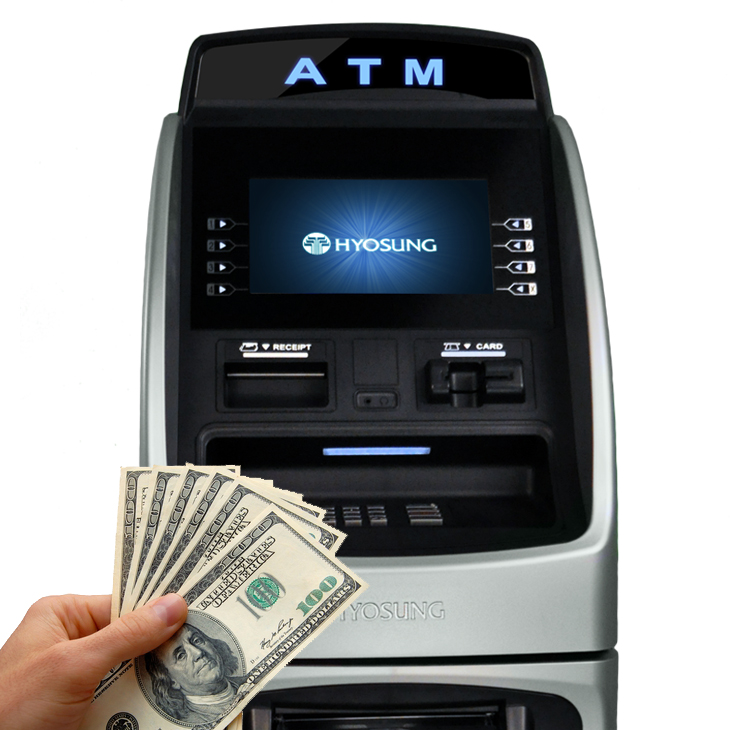 Get Free Price Quotes On ATM machines