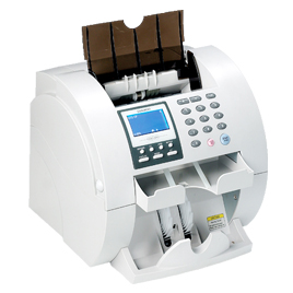 Shinwoo SB 1000 + currency sorter