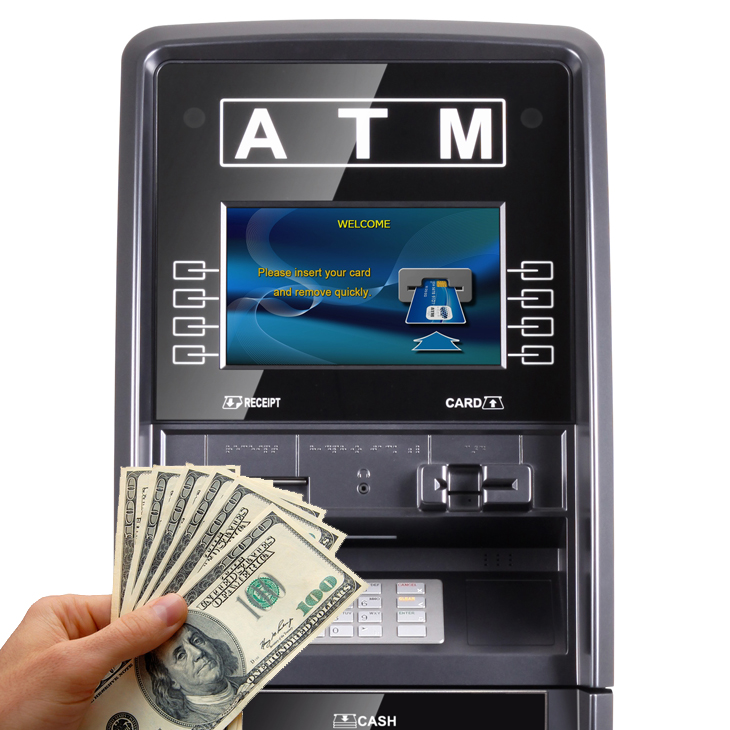 Genmega Onyx ATM Machine - Best Products ATM Company