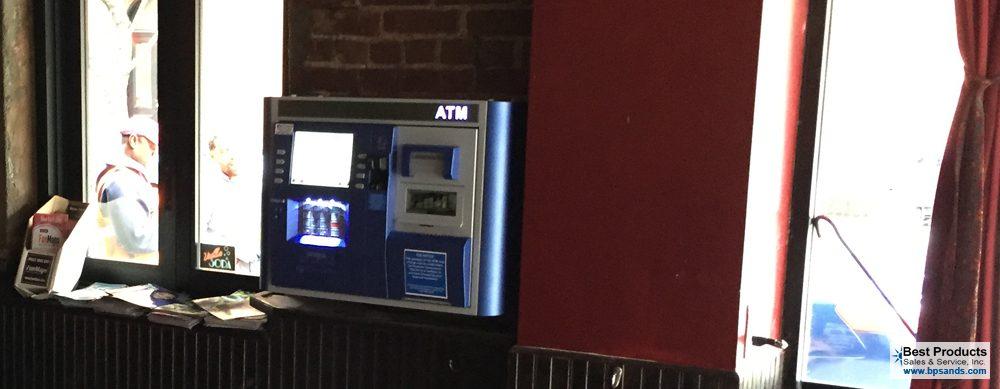 small atm machine