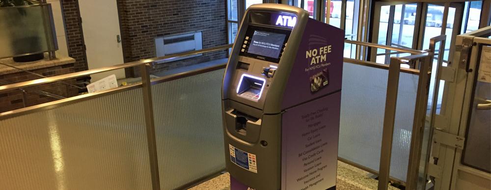 NYU ATM