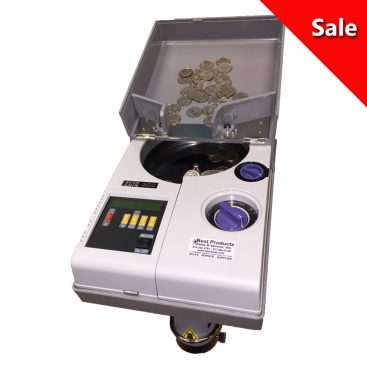 Scan Coin SC 303 Coin Counter