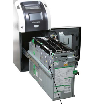 teller recycler machine