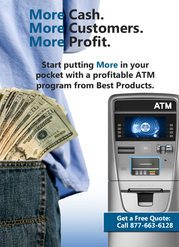 Buy an ATM Machine for your Business Now! Best Pricing on ...