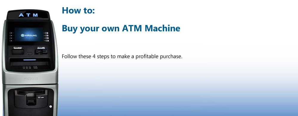 atm machine to buy