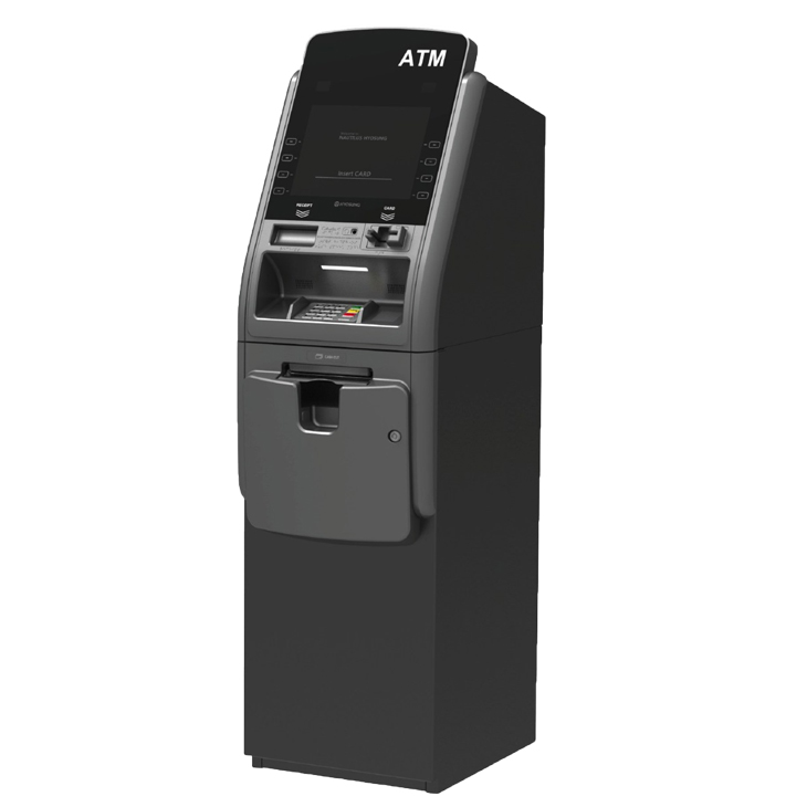Nautilus Hyosung Force 2800 SE ATM Machine