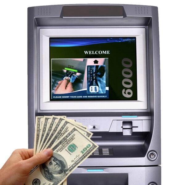 Genmega G6000 ATM Machine