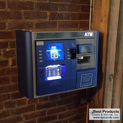 Cash 4 Sc >> Nautilus Hyosung 4000W Wall Mounted ATM Machine