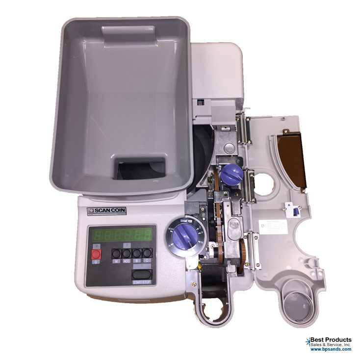 Scan coin sc 350 coin counter coin packager buy online - Coin casa shop on line ...