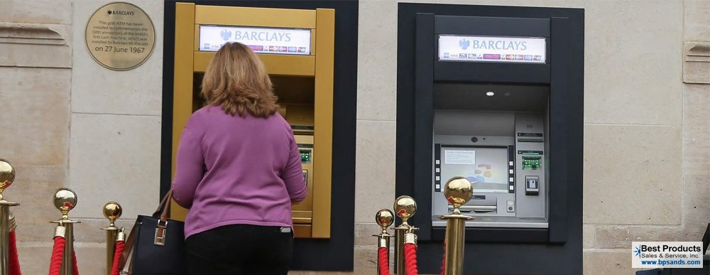 Happy Birthday to the ATM! - Best Products ATM Company
