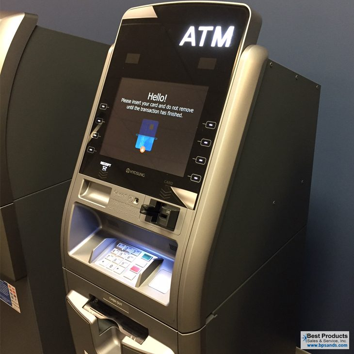 New Nautilus Hyosung Force Atm Machine Order Now